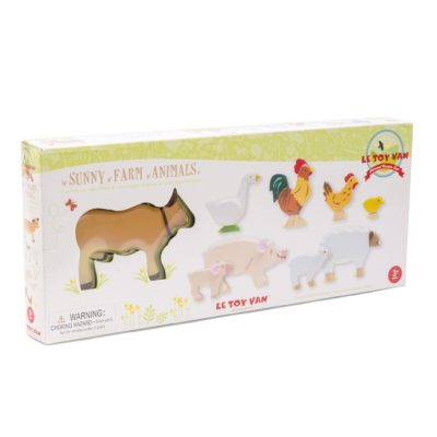 Le Toy Van Sunny Farm Animals 2