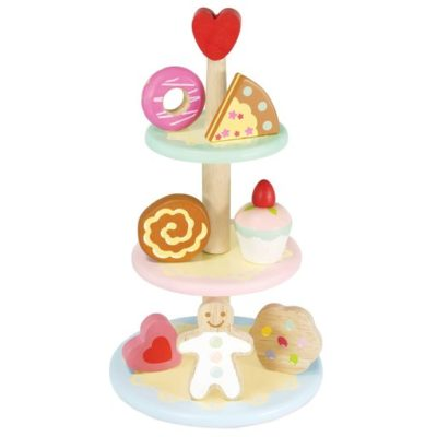 Le Toy Van Three Tier Cake Stand