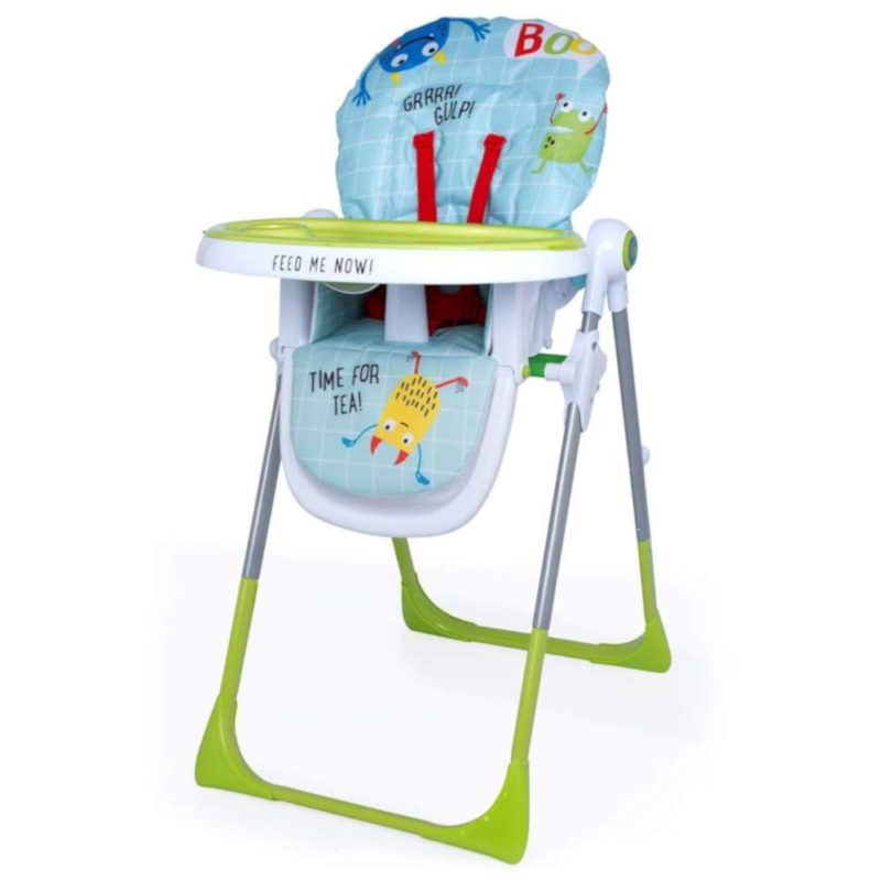 Noodle Supa Highchair - Supa Monster Mob