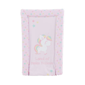 Obaby Changing Mat - Unicorn