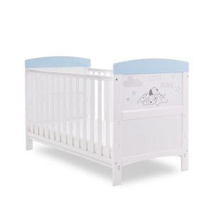 Obaby Disney Inspire 101 Dalmatians Cot Bed - Little Dreamer