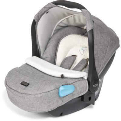 Tutti Bambini Arlo Chrome 3 in 1 Travel System- Charcoal6