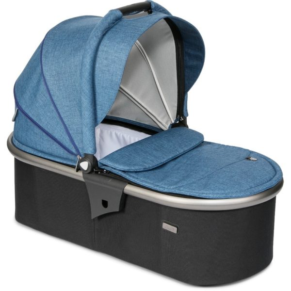 Tutti Bambini Arlo Chrome 3 in 1 Travel System Midnight Blue