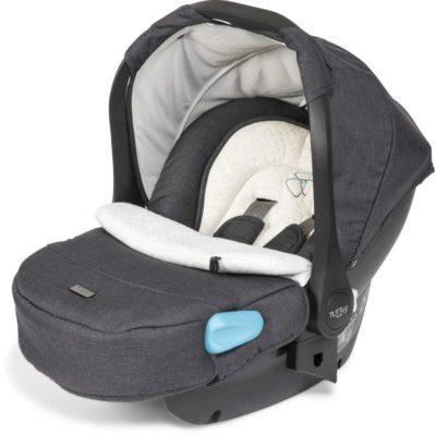 Tutti Bambini ByGo 0+ Isofix Car Seat - Liquorice