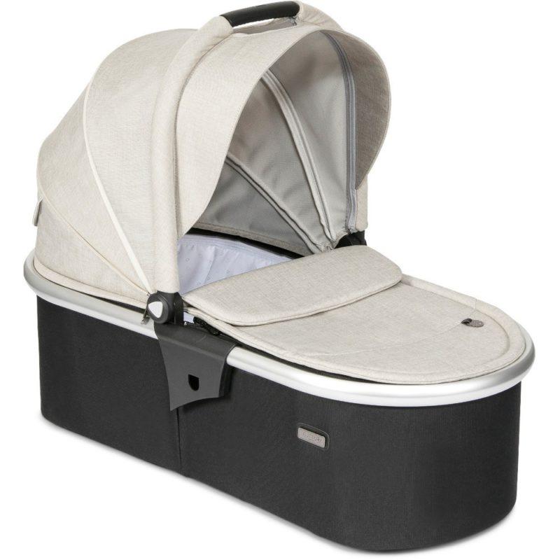 Tutti Bambini Koji Silver 3 in 1 Travel System- Oatmeal