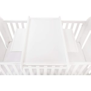 Tutti Bambini Universal Cot Top Changer - White