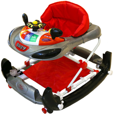 bebe style Baby Walker – Racing Car+Rocker