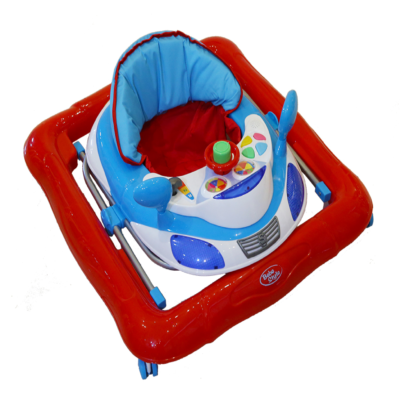 bebe style Baby Walker – car theme