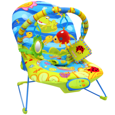 bebe style Dino World Baby Bouncer