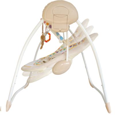 bebe style RokR Cradling Musical Baby Swing2
