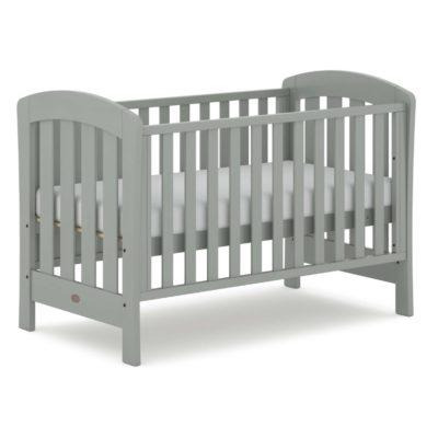 Boori Sunshine Cot Bed - Pebble