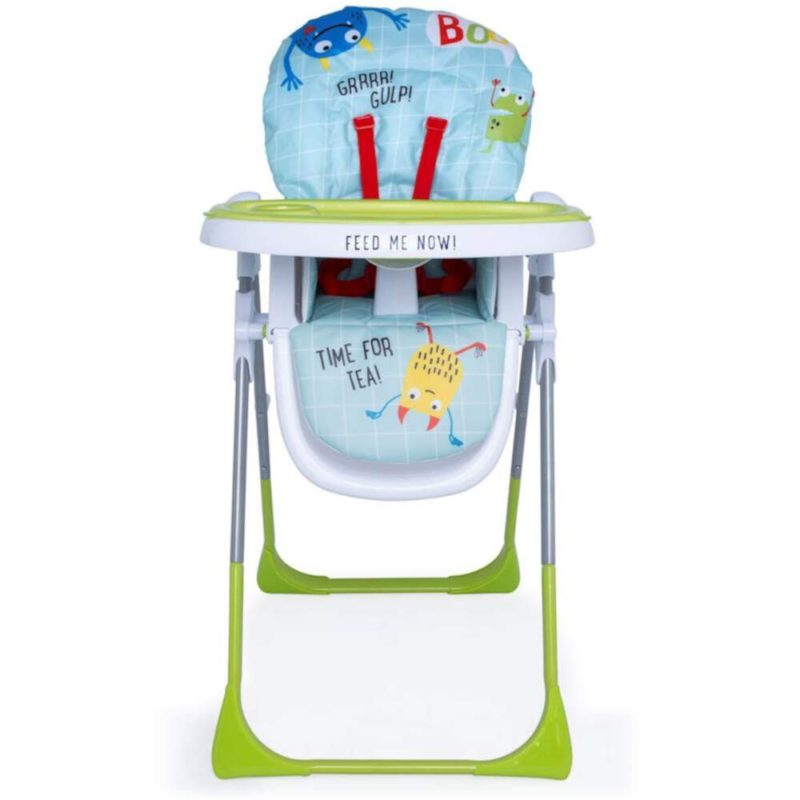 cosatto Noodle Supa Highchair - Supa Monster Mob