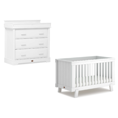 Boori Lucia 2 Piece Room Set - Barley White
