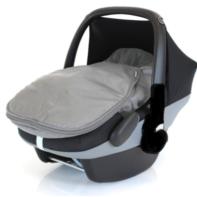 Baby Travel Universal Car Seat Footmuff Grey