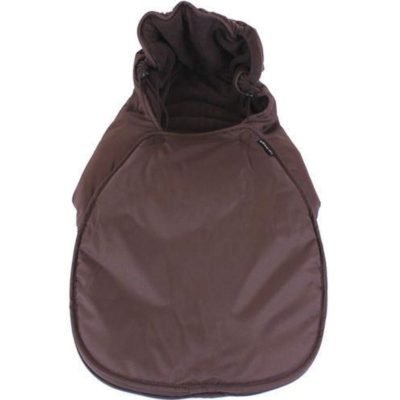 Car seat Footmuff - Hot Chocolate
