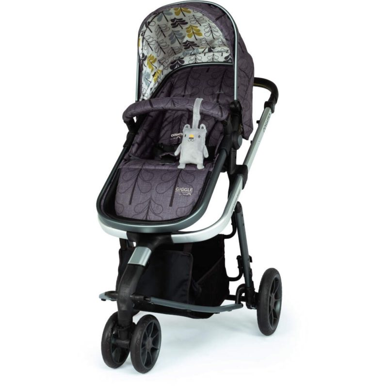 Cosatto Giggle 3 Pram and Pushchair - Fika Forest1