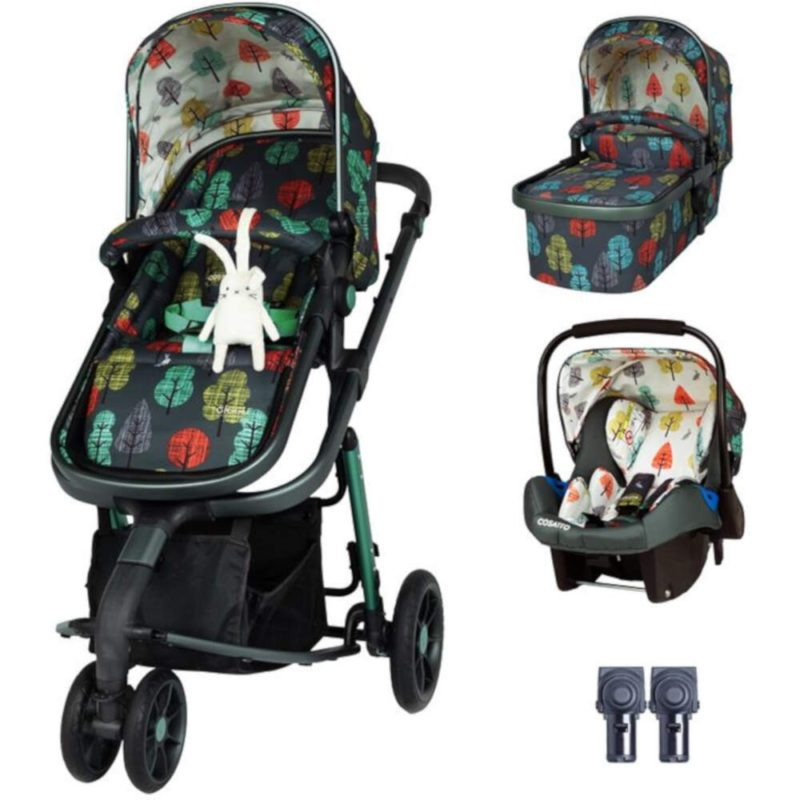 Cosatto Giggle 3 Travel System Bundle - Hare Wood