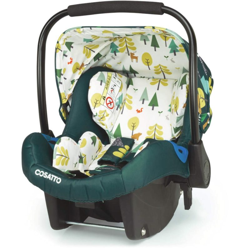 Cosatto Giggle 3 Whole 9 Yards Bundle -Into The Wild