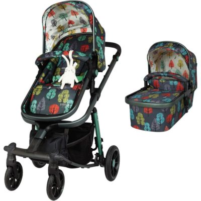 Cosatto Hare Wood Giggle Quad Pram and Pushchair