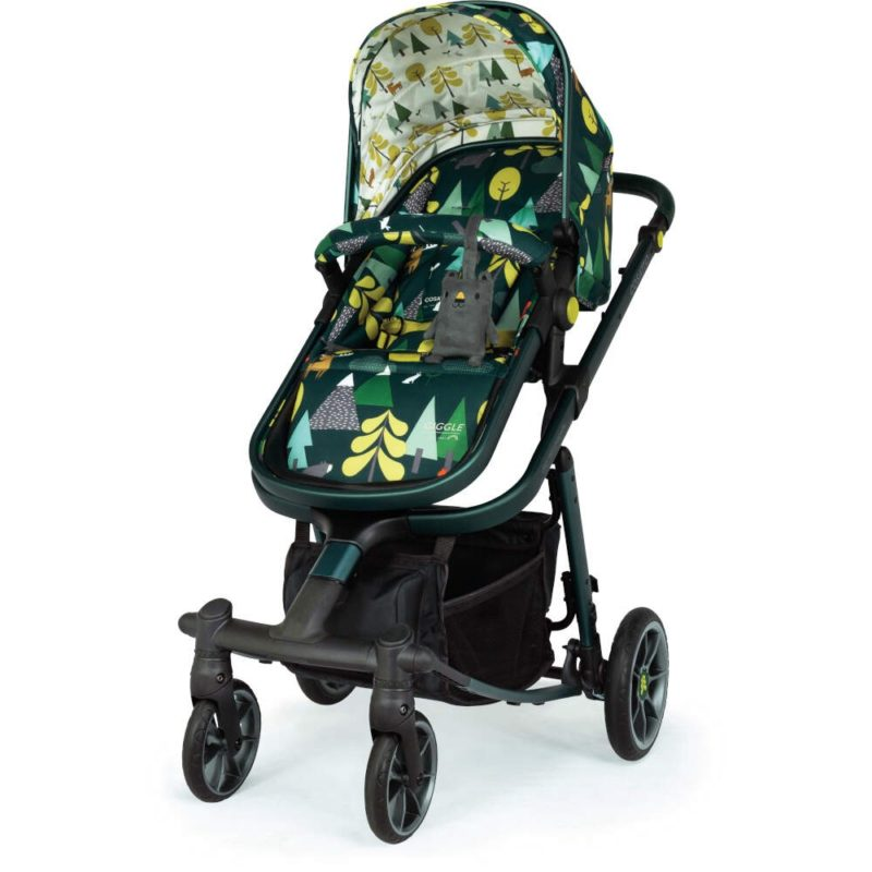 Cosatto Giggle Quad Pram and Pushchair - Into the Wild