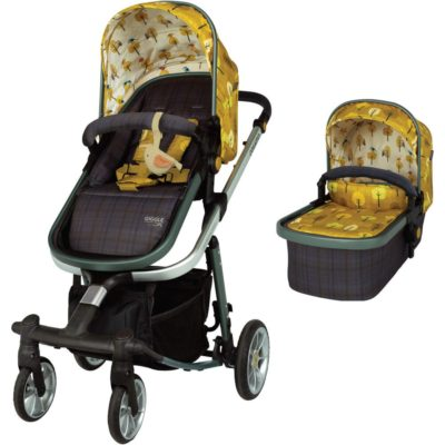 Cosatto Spot the Birdie Giggle Quad Pram and Pushchair