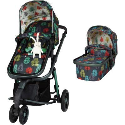 Giggle 3 Pram and Pushchair Hare Wood