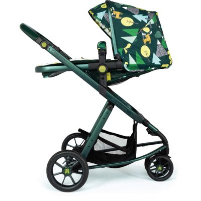 Giggle 3 Pram and Pushchair Into The Wild