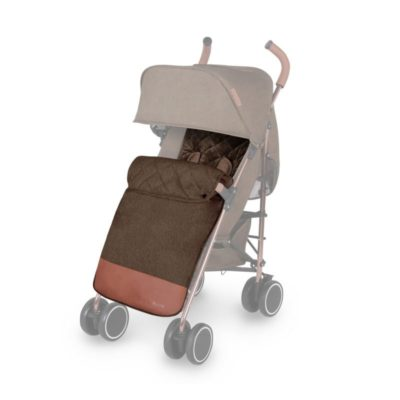Ickle Bubba Discovery Footmuff & Seat Liner - Khaki