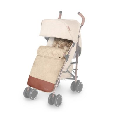 Ickle Bubba Discovery Footmuff & Seat Liner - Sand