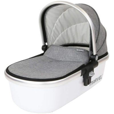 Marvel Carrycot - Dove Grey