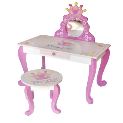 Princess Dressing Table & Stool