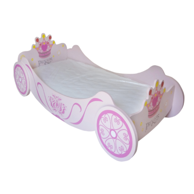 Kiddi Style Superior Royal Princess Carriage Bed