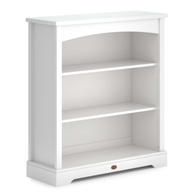Boori Bookcase Hutch - Barley White