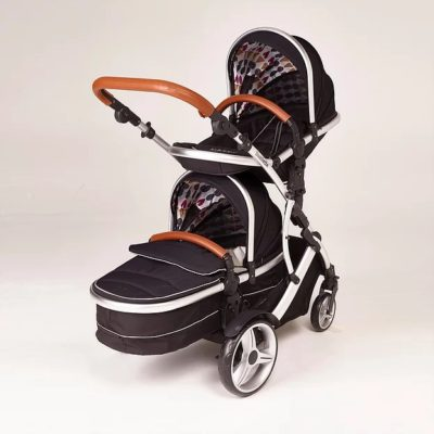 Kids Kargo Duellette BS Combi - Black