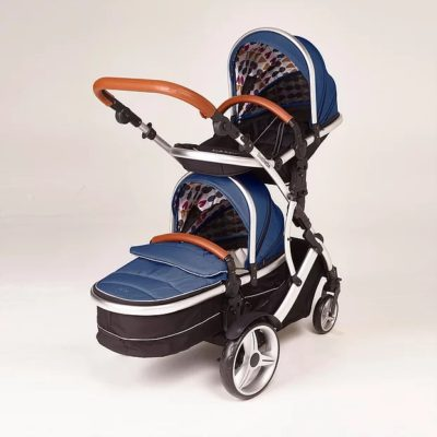 Kids Kargo Duellette BS Combi - Blueberry