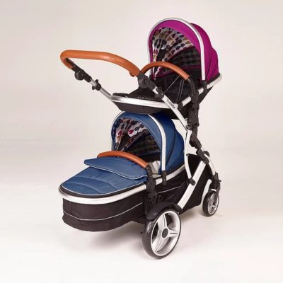 Kids Kargo Duellette BS Combi - Blueberry & Raspberry