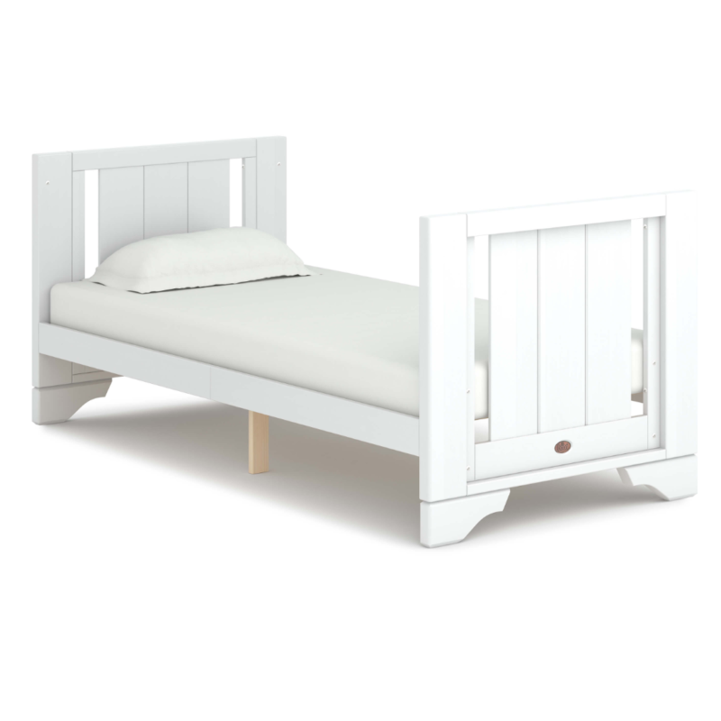 Boori Eton Expandable™ Cot Bed - Barley White