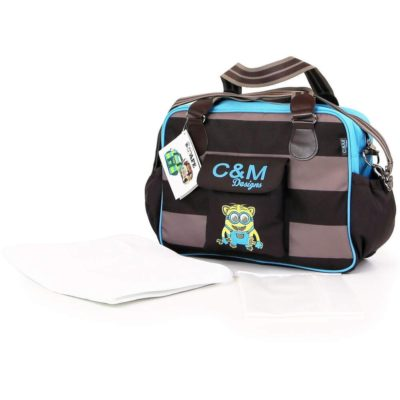 i-Safe Luxury Changing Bag - iDiD iT