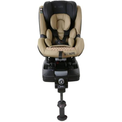 iSafe Car Seat Aurora Group 0+1- Coffee