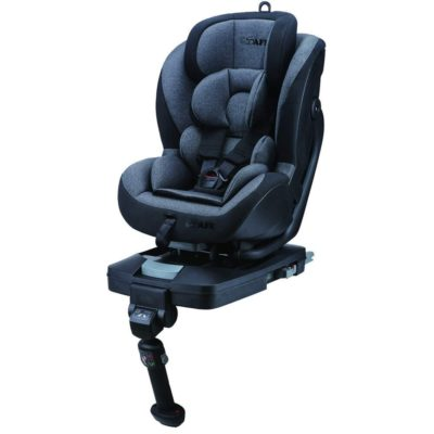 iSafe Car Seat Aurora Group 0+1- Dark Knight