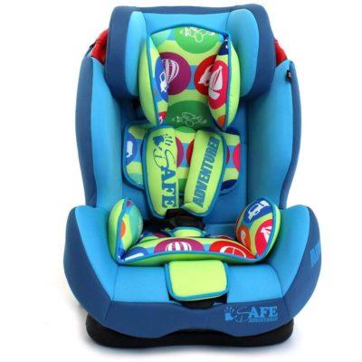 iSafe Car Seat Group 1-2-3 Adventurer