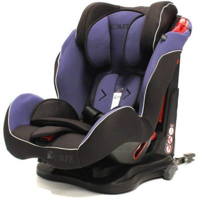 iSafe Car Seat Group 1-2-3 Indigo