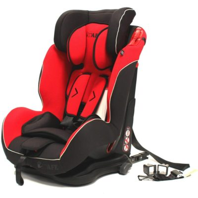 iSafe Car Seat Group 1-2-3 Pepper