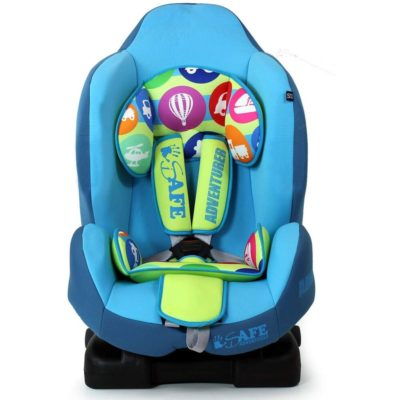 iSafe Car Seat Group 1-Adventurer