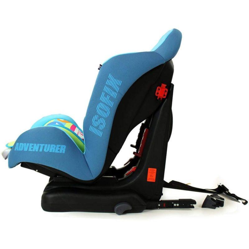 iSafe Car Seat Group 1-Adventurer