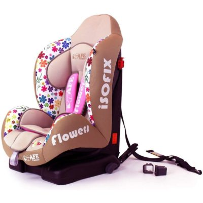 iSafe Car Seat Group 1 - Flowers