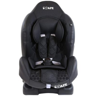 iSafe Car Seat Group 1-Raven Black