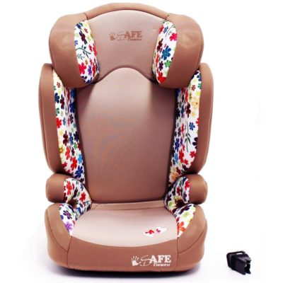 iSafe Car Seat Group 2-3 Flowers
