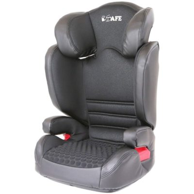 iSafe Car Seat Group 2-3 Raven Black