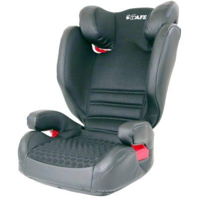 iSafe Car Seat Group 2-3 Raven Black1